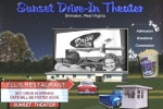 Sunset Drive-In Theater - Shinnston WV